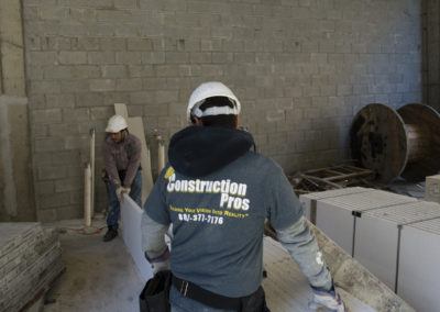 Carpentry - Insulation (4)
