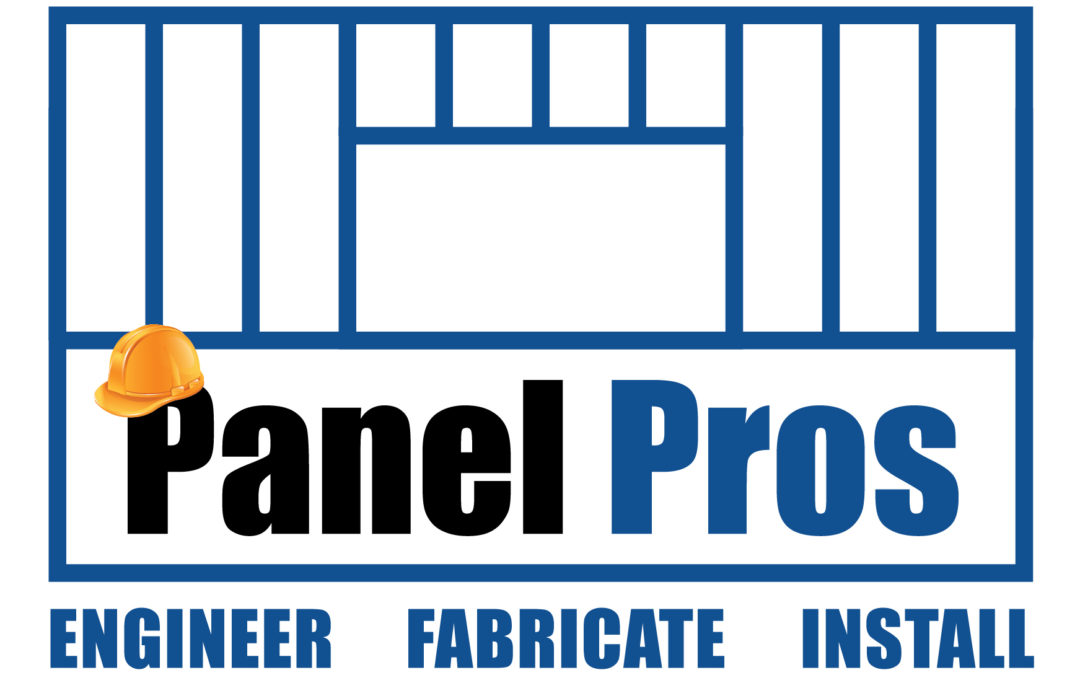 Panel Pros Prefab Structural Steel Wall Panels on View  at AIA Conference on Architecture 2018